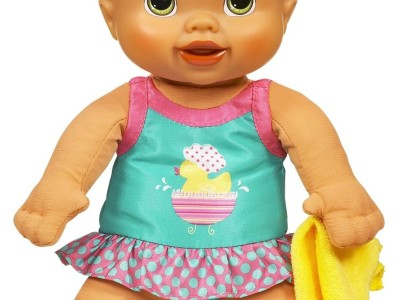 Bath Doll Baby Alive