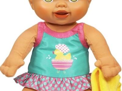 baby alive bath doll