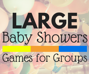 baby shower games for large groups 3 bath time fun time