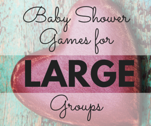 baby shower games for large groups bath time fun time