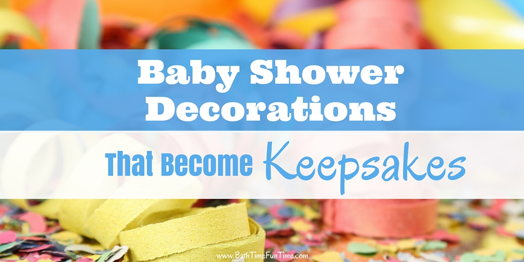 Baby shower decorations: throw an amazing baby shower by getting a few decorations are keepsakes for mom-to-be. You don't need to spend a lot to find thoughtful & memorable baby shower ideas. Your guests & expecting mama will love these baby shower decorations that turn into baby shower gifts.