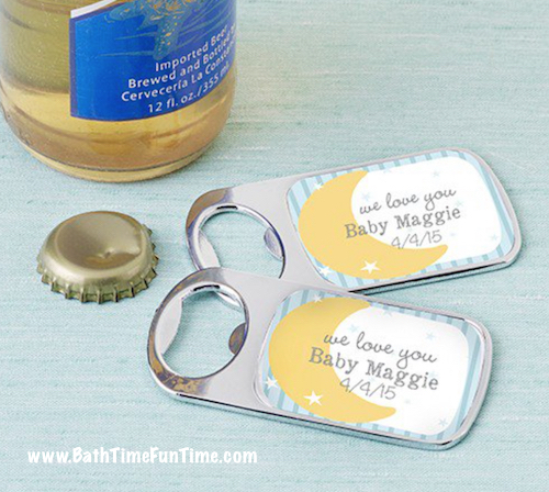 Baby Shower Favors Coed Bath Time Fun Time