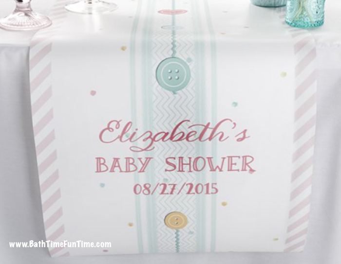 baby shower personalized