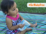 My Little Mover Loves Huggies Little Movers #SetBabyFree