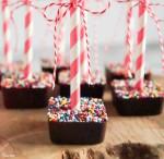 Hot Chocolate On A Stick, Cheesy Garlic Knots & MORE