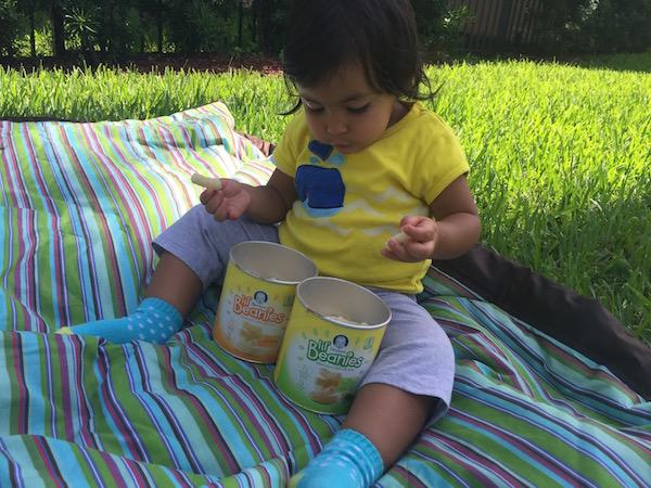 TODDLER snack foods