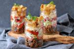 Mini Fritos Party Taco Salads