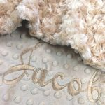 20 Personalized Baby Blanket Boy Gifts