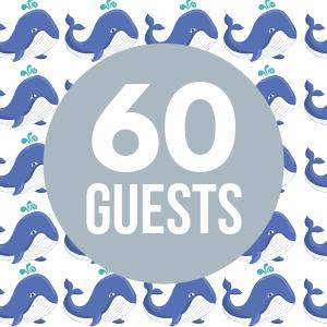 60 whale bingo cards