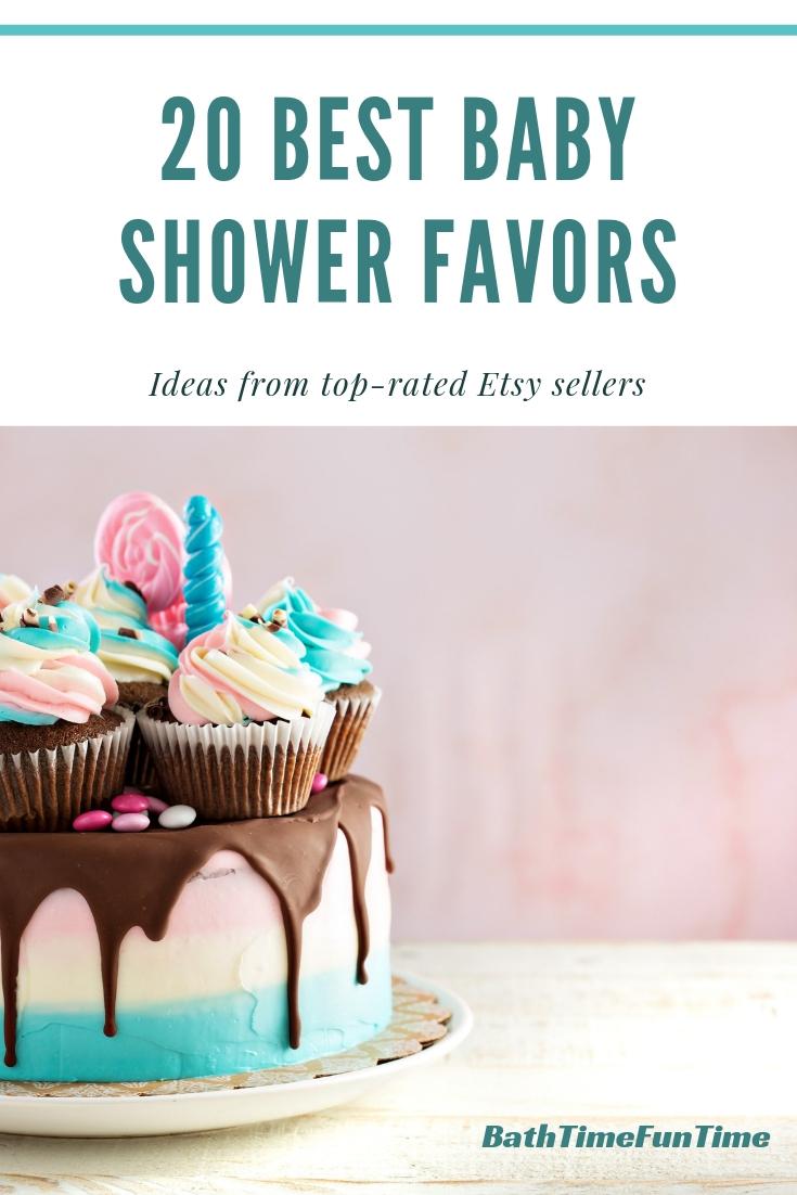 best baby shower favors etsy