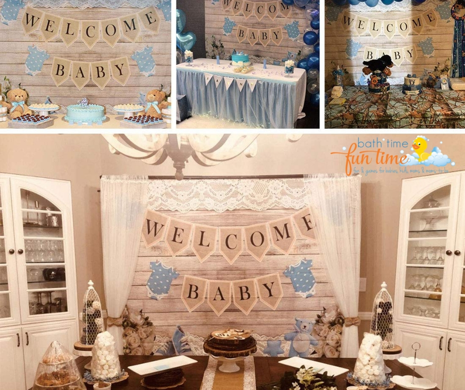 last minute baby shower diy - Looking for last minute baby shower ideas for boys? These are 22 of the best last minute baby shower ideas - simple & fun so you have a perfect baby shower!