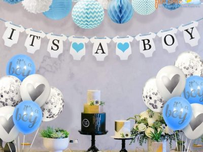 last minute baby shower ideas decor