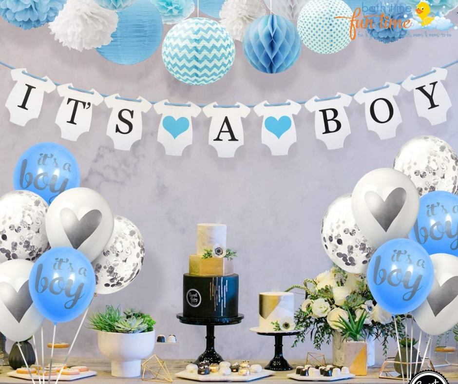 last minute baby shower ideas decor - Looking for last minute baby shower ideas for boys? These are 22 of the best last minute baby shower ideas - simple & fun so you have a perfect baby shower!