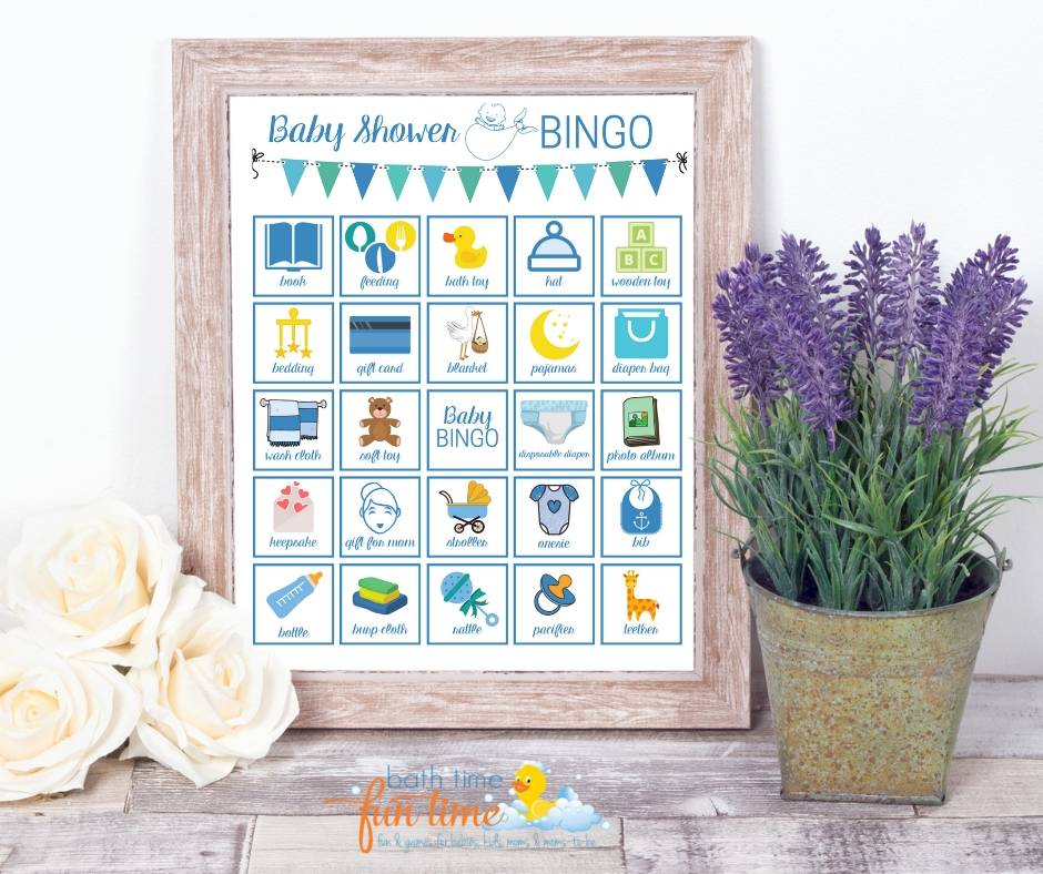 last minute baby shower ideas printable