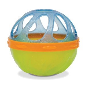 baby bath time ball