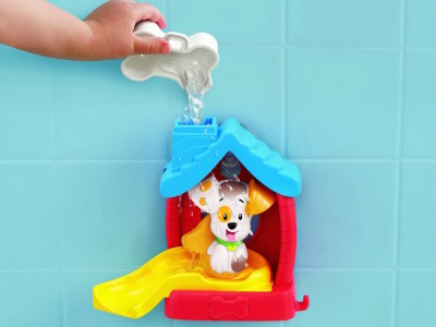 Bubble Guppies Bathtime Puppy
