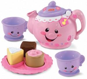 Fisher Price Tea Set