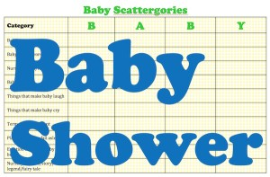 baby free baby shower game