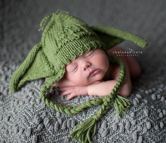 baby yoda hat