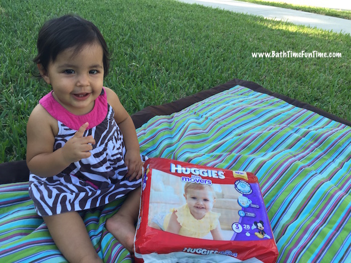 Huggies Little Movers 1