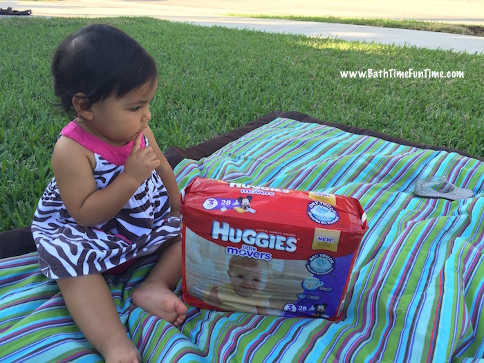 Huggies Little Movers 2