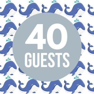 40 whale bingo cards