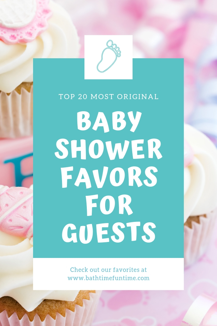 best baby shower favors for guests