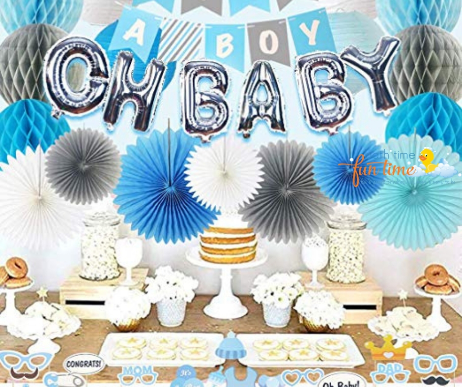 last minute baby shower ideas simple budget - Looking for last minute baby shower ideas for boys? These are 22 of the best last minute baby shower ideas - simple & fun so you have a perfect baby shower!